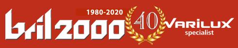 Bril 2000 Zevenaar Logo
