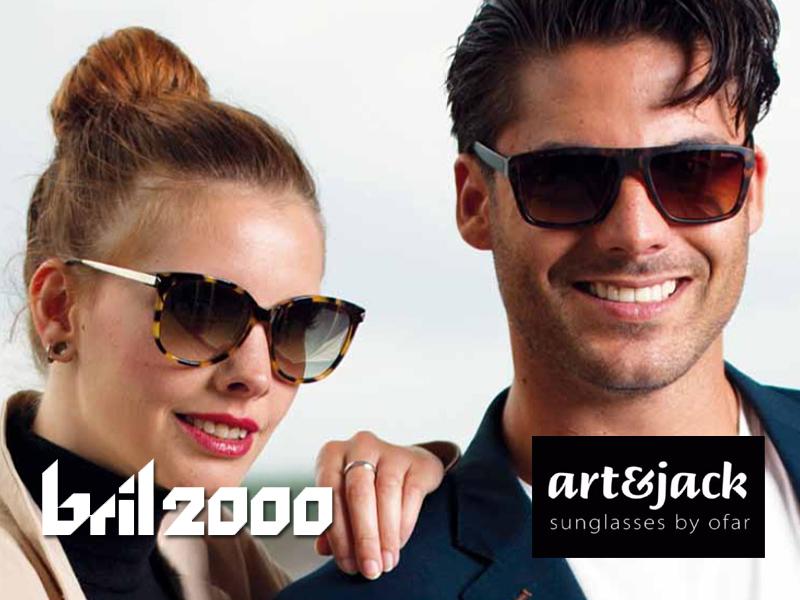 bril 2000 zevenaar ART&JACK