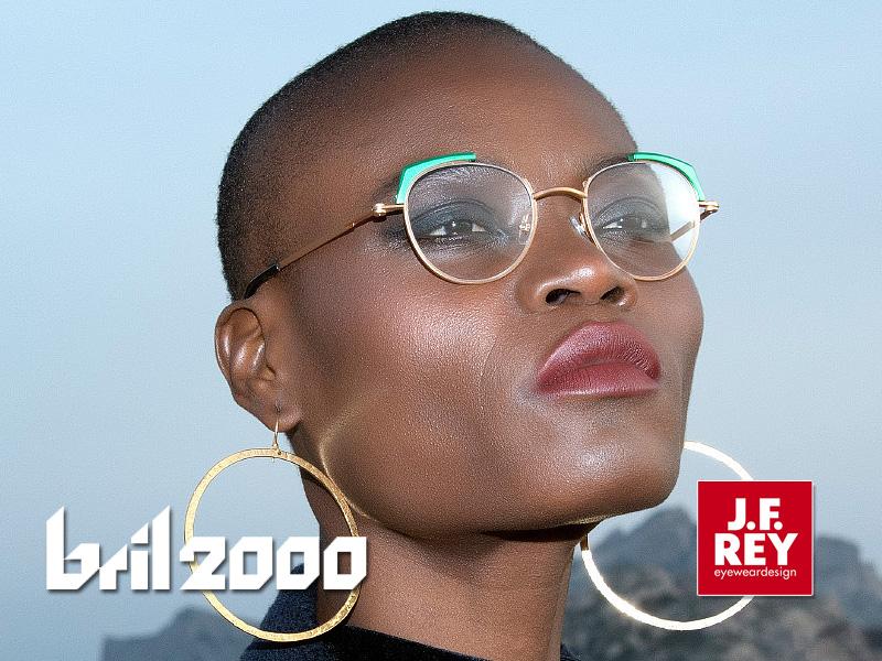 bril 2000 zevenaar JF Rey
