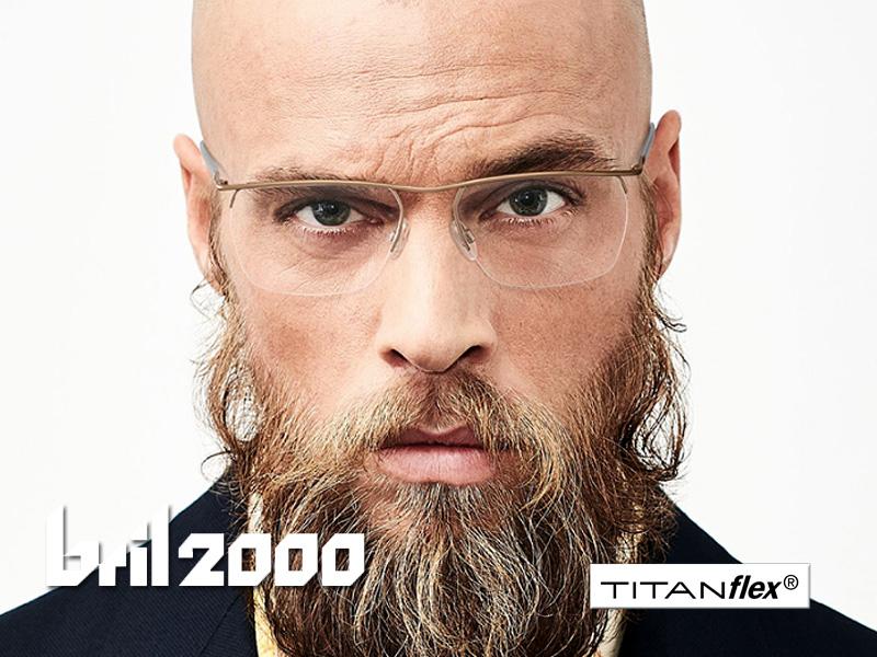 bril 2000 zevenaar Titanflex